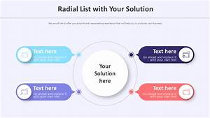Radial List With Your Solution Diagram