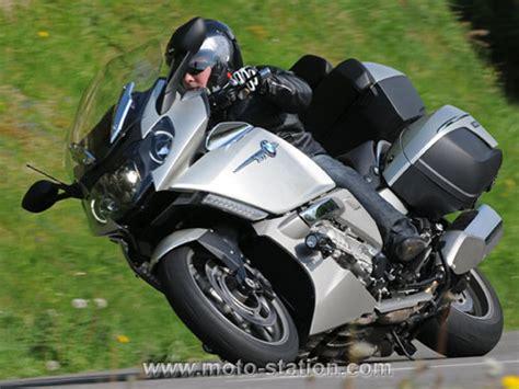 Bmw K1600gtl Vs Honda Gl 1800 Goldwing  La Régate Des Pas