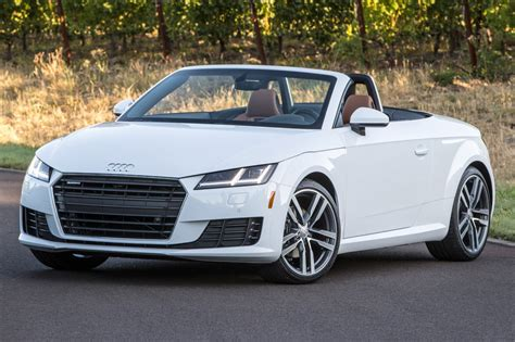 convertible audi used used 2017 audi tt convertible pricing for sale edmunds