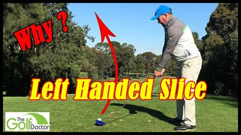 left handed golf swing left handed golf tip left handed golf swing tips why