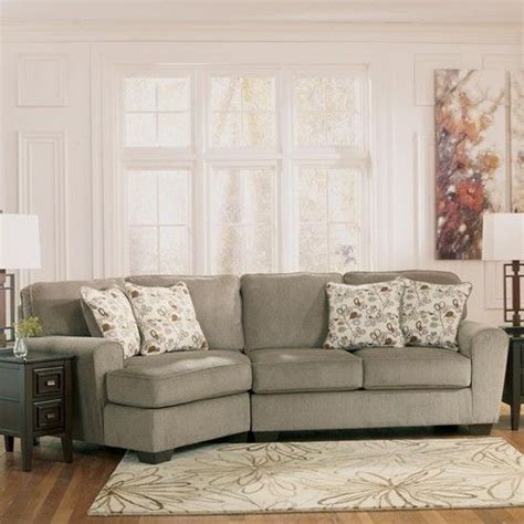 Cuddler Loveseat by Jonathan Louis Artemis Cuddler Sofa Sectional With