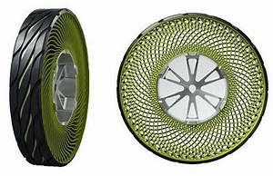 Bridgestone Airless Tire: Puncture-Proof Tech On The Way