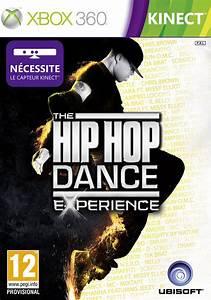 Jaquette The Hip Hop Dance Experience Jeu Xbox 360