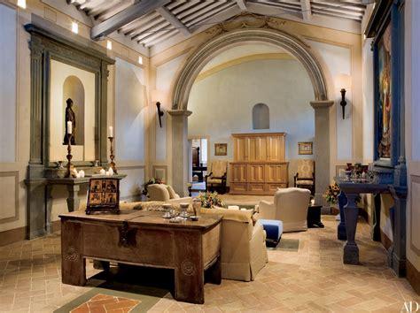Mediterranean House Plans Revival Italian Interior Mar A