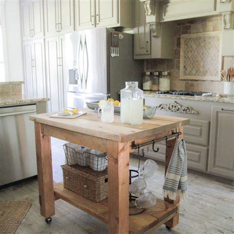rolling kitchen island ryobi nation projects