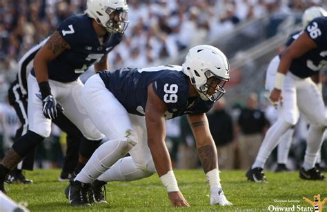 state college pa penn state football gross matos named