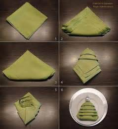christmas tree napkin folding tutorial pictures photos and images for facebook tumblr
