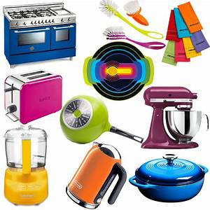 Colorful Kitchen Accessories — Colorful Kitchen Appliances ...