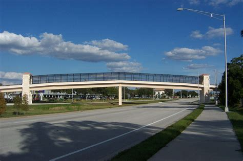 builders in maryland legacy trail pedestrian overpass design build