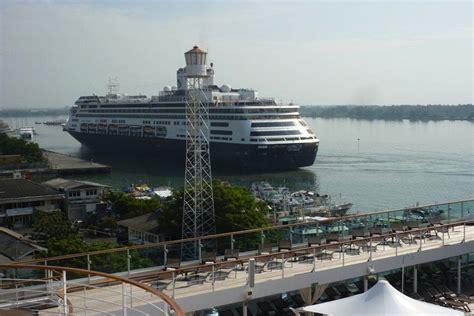 Benoa, Bali, Indonesia Cruise Port
