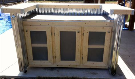 outdoor bar tops awesome outdoor bar with concrete bar top jack gin s pinterest cupboards outside bars