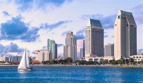 tallest buildings  san diego worldatlascom