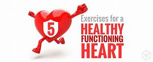 Best Exercises For A Healthy Heart  U2013 Ecogreenlove
