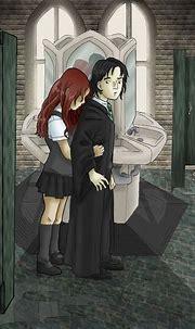 Lily Evans and Severus Snape by sailorangi.deviantart.com ...