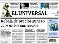 Caricaturista denuncia censura en el diario El Universal