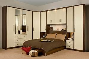 Fitted, Bedroom, Furniture, Small, Rooms