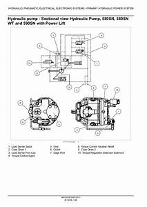 Hydraulic Pump Wiring Diagram