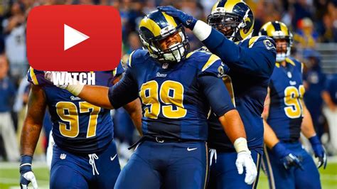 aaron donald mob squad  rams highlights youtube