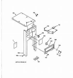Ge Gcg1540f0ss Trash Compactor Parts