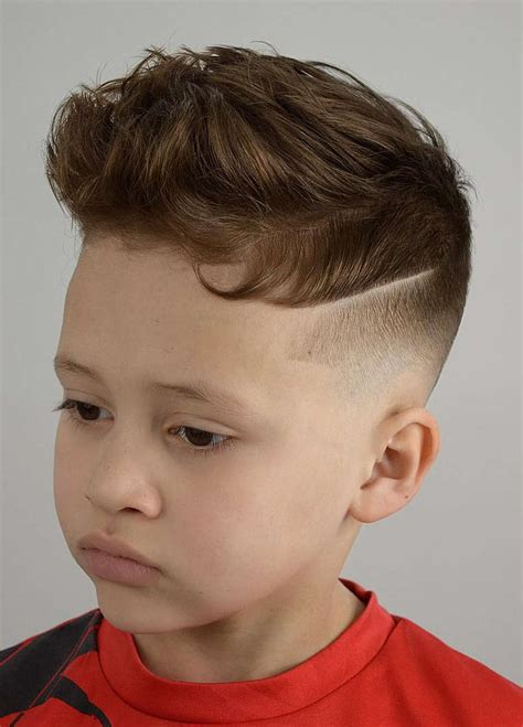 Kid Hairstyles by 90 Cool Haircuts For For 2019