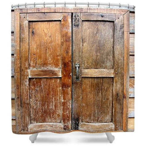 1000 ideas about rustic shower curtains on