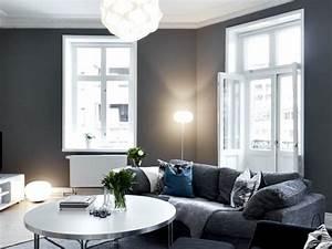 Wandfarbe Zu Grauem Boden : grau alles andere als unscheinbar sweet home ~ Bigdaddyawards.com Haus und Dekorationen