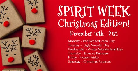 There are 13368 christmas week for sale on. The Dance Academy | It's Christmas Spirit Week!