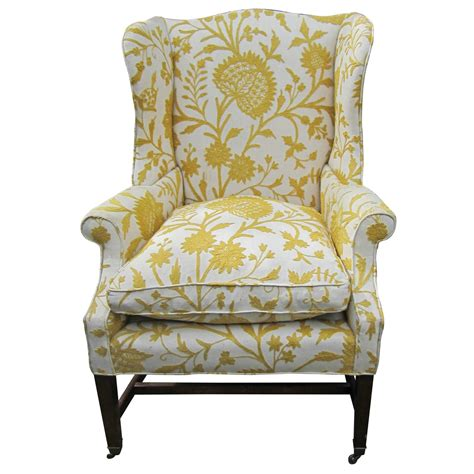 wing back chair for sale at 1stdibs