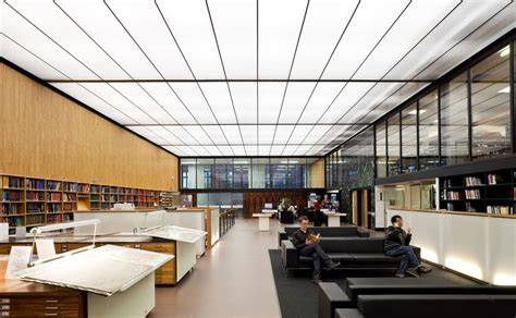 western bank library avanti architects