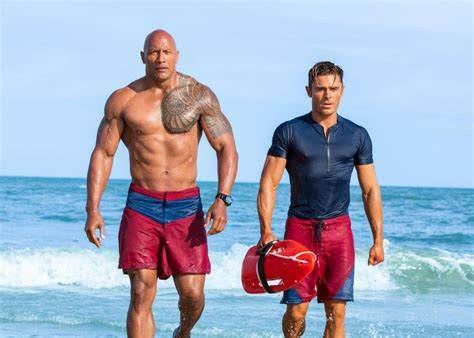zac efrons baywatch muscles    control