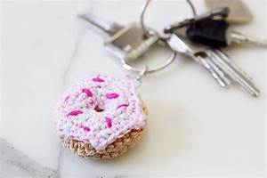 Was Kann Ich Nähen : amigurumi schl sselanh nger in donut form basteln und h keln ~ Lizthompson.info Haus und Dekorationen