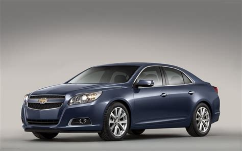 2012 Malibu Engine by Chevrolet Malibu 2012 Widescreen Car Wallpaper 03
