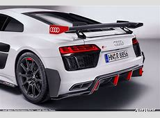 Audi R8 Performance Parts AudiWorld