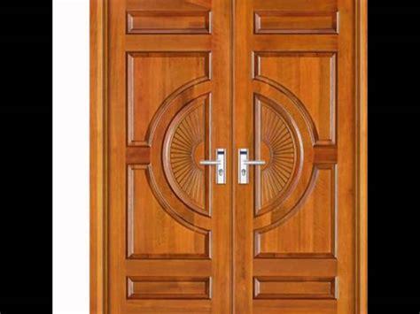 Designer Teak Wood Door  Teak Wood Door Designs In India