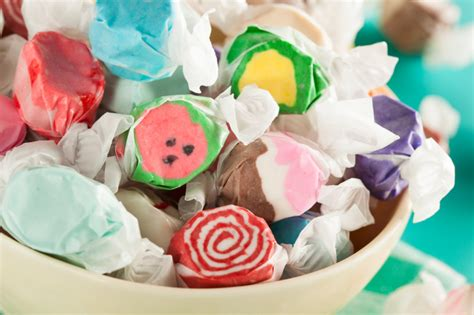 Why Is It Called Salt Water Taffy?  Mental Floss