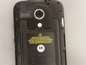 Motorola Moto G 1st Generation Teardown