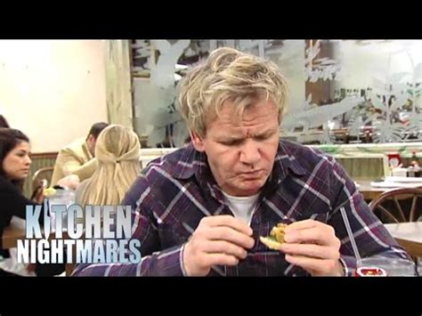 Kitchen Nightmares Rotten Lobster by You Don T Microwave A Salad Kitchen Nightmares Doovi