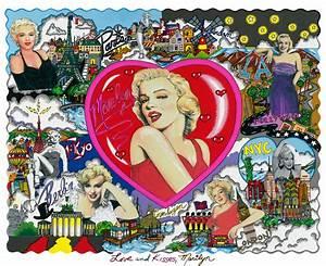 3d Pop Art : marilyn monroe mcmichael art gallery naked girl with huge tits ~ Sanjose-hotels-ca.com Haus und Dekorationen