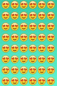 Emoji background - Emojis ️⭐️☀️⚡️⚓️ | Pinterest - Behang ...
