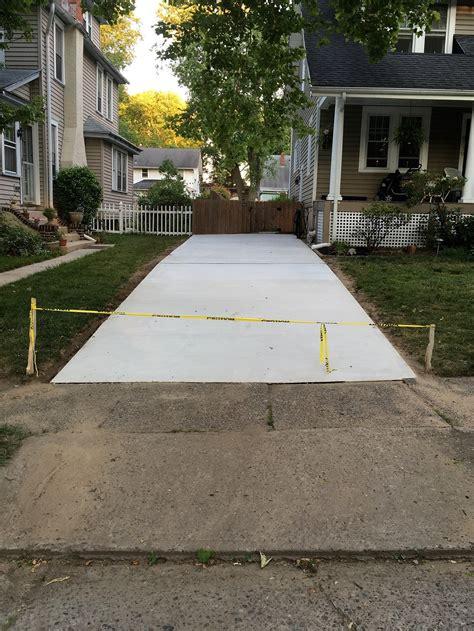 driveway paving estimate nj concrete work s services slabs driveways patios repair