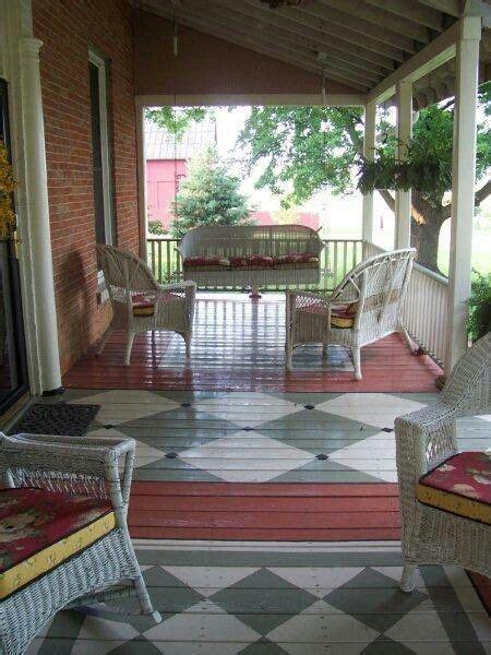 painted decks ideas  pinterest gray deck