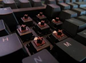 Cherry Mx Brown Key Switches