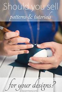 Should you sell patterns & tutorials for your handmade ...