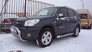 2005 Toyota Rav 4  Start Up  Engine  And In Depth Tour