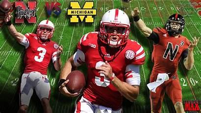 Nebraska Gameday Michigan 16x9
