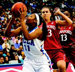 UCLA Women's basketball focuses on matchup with Stetson ...