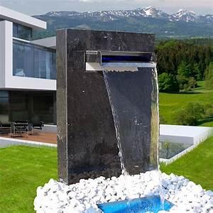 Wasserfall Brunnen Selber Bauen : gartenbrunnen wasserfall toronto ~ Buech-reservation.com Haus und Dekorationen