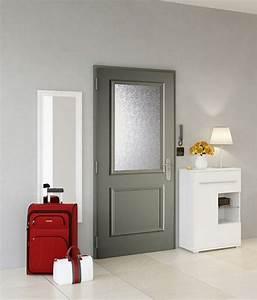Porte D Entrée 3 Points : blocs portes d 39 entr e blind s fichet forstyl vitr ~ Edinachiropracticcenter.com Idées de Décoration