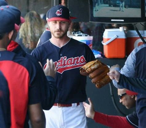Cleveland Indians Josh Tomlin gets congrats in the Indians ...