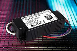 Thomas Research Products Adds Dimmable 20w Led Driver